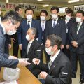 日本交通視察写真